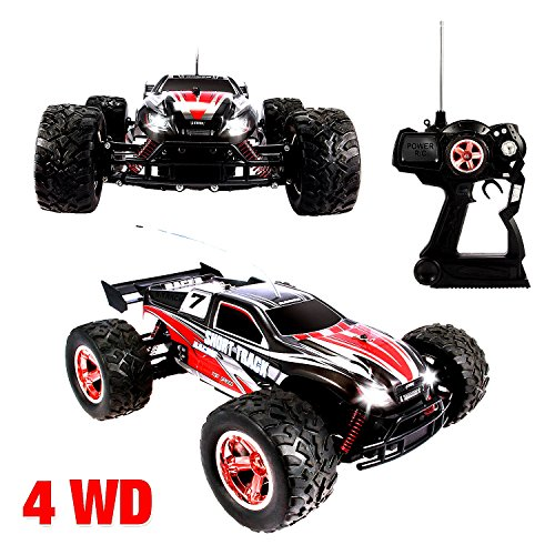 GP - NextX S800 1/12 4WD RC S-Track Truggy/Remote Control Off Road Cars Classic Toy Hobby Red (Long Range Remote Control Truck compare prices)