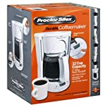 Proctor Silex Coffeemaker, Durable