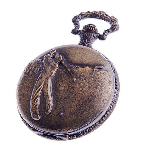golf-pocket-watch-with-chain-quartz-movement-white-dial-arabic-numerals-full-hunter-design-pw-47