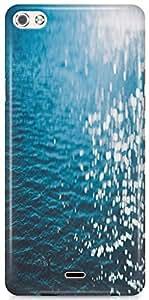 KSC Designer Hard Back Case Cover For Micromax Canvas Sliver 5 Q450
