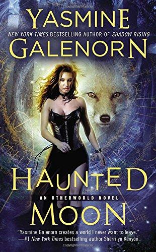Image of Haunted Moon: An Otherworld Novel