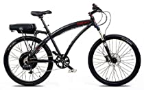 Prodeco Phantom X3 2014 V3 Rigid Frame Electric Mountain Bike from Shocking Rides