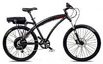 Prodeco Phantom X3 2014 V3.5 Rigid Frame Electric Mountain Bike from Shocking Rides