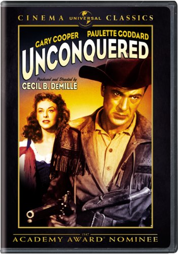 Unconquered [DVD] [1948] [Region 1] [US Import] [NTSC]