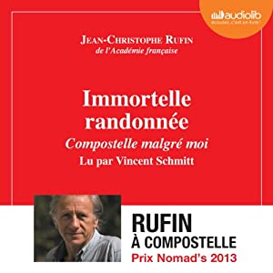Immortelle randonnée Audiobook