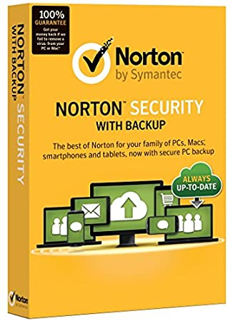 Norton Security with Backup (For 10 Devices)