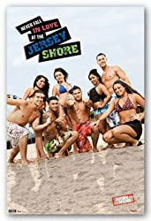 (22x34) Jersey Shore (Group) TV Poster Print
