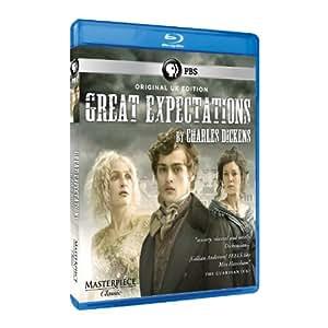 Masterpiece: Great Expectations (U.K. Edition) [Blu-ray]