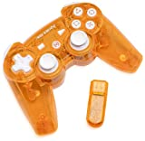 PDP Rock Candy Wireless Controller, Orange - PlayStation 3