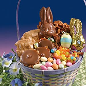 Easter Basket of Sweets