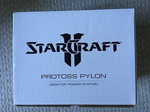 Starcraft Protoss Pylon Desktop Power Staton