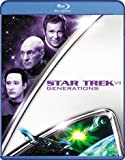 Star Trek VII: Generations [Blu-ray] [1994] [US Import]