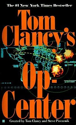 Op-Center by Created by Tom Clancy, Steve Pieczenik