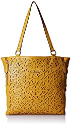 Lavie Volga Women's Tote Bag (Yellow)