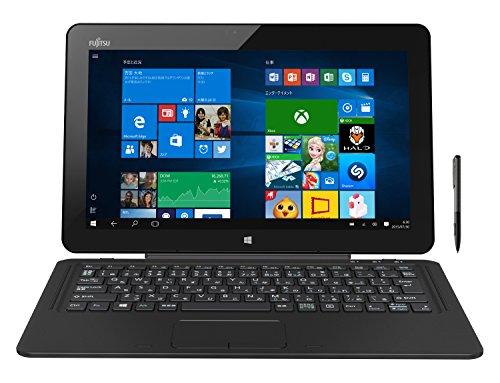 富士通 タブレット arrows Tab RHシリーズ WR1/X(Windows 10/12.5型ワイド/Core i5/4GBメモリ/約256GB SSD/Office Home and Business Premium)FARWXR1N_Z537