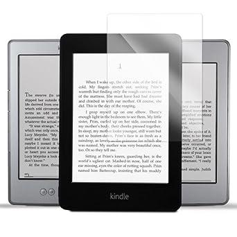 Kindle Fire anti-glare Screen Protector