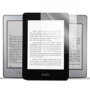 Kindle Fire anti-glare Screen Protector