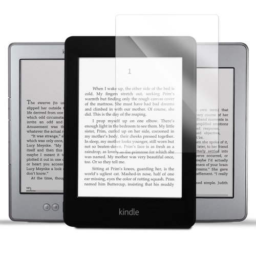 Kindle Fire anti-glare Screen Protector (Remove Pdf From Kindle compare prices)
