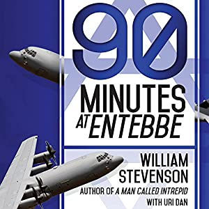 90 Minutes at Entebbe Hörbuch