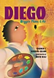 img - for Diego: Bigger Than Life book / textbook / text book