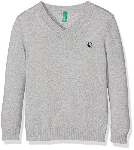 united-colors-of-benetton-jungen-pullover-1032c4047-grau-light-grey-8-9-jahre-herstellergrosse-l