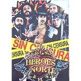 Los Héroes del Norte: Telenovela 4-disc set