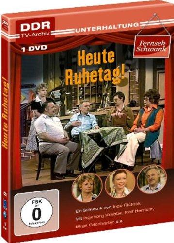 Heute Ruhetag ! - DDR TV-Archiv
