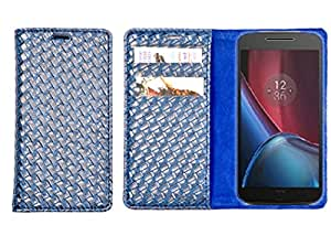 R&A Pu Leather Wallet Case Cover For Microsoft Lumia 640 XL
