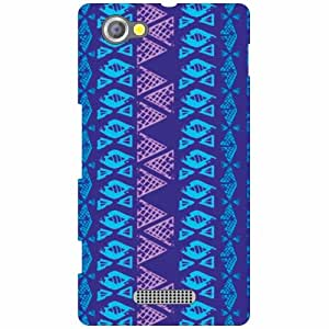 Sony Xperia M Back Cover ( Designer Printed Hard Case)