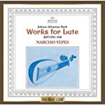 J.S.Bach:Works for Lute