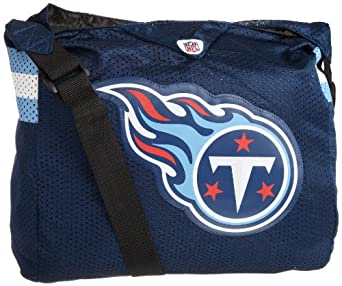 Littlearth MVP Jersey Tote- Tennessee Titans by Pro-FAN-ity Littlearth