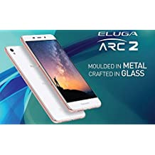PANASONIC ELUGA ARC 2 ( 3GB RAM, 32GB ROM, 4G VoLTE, ATTRACTIVE WHITE & ROSE GOLD)