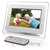 "Magnasonic MAG-PF0901M 9"" LCD Digital Photo Frame Widescreen Picture Viewer with Interchangeable Color Frames and USB/SD/MMC/XD/MS Pro Supportby Magnasonic"