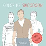 img - for Color Me Swoon: The Beefcake Activity Book for Good Color-Inners as well as Beginners book / textbook / text book
