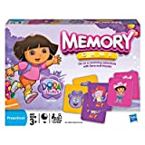 Hasbro Dora The Explorer Edition Memory Game