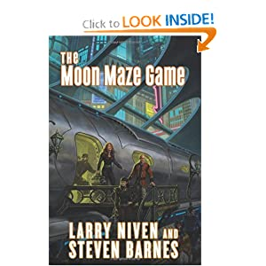 The Moon Maze Game - Larry Niven & Steven Barnes