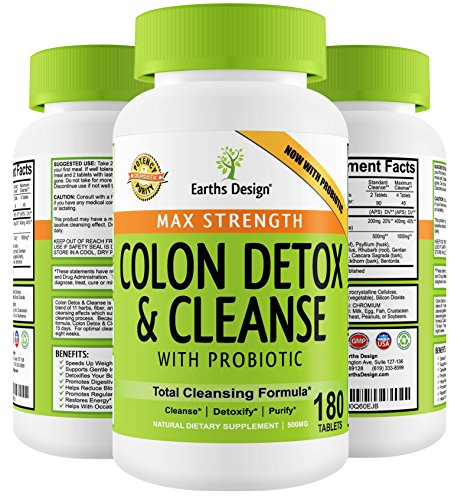 fast healthy smoothies colon detox cleanse with probiotic for optimum weight loss 14 day. Black Bedroom Furniture Sets. Home Design Ideas