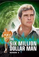 Six Million Dollar Man: Season 3 [Import USA Zone 1]