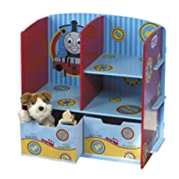 Thomas The Tank Floor Standing Storage Unit With Shelves