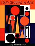img - for I Spy Shapes in Art book / textbook / text book