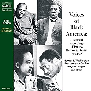 Voices of Black America Speech