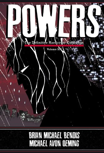 POWERS HC 06 DEFINITIVE COLLECTION