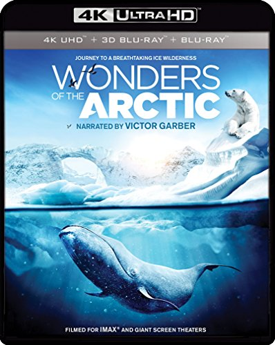 IMAX: Wonders Of The Arctic (4K UHD / 3-D Bluray) [Blu-ray]