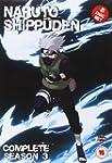 Naruto Shippuden Complete Series 3 Bo...