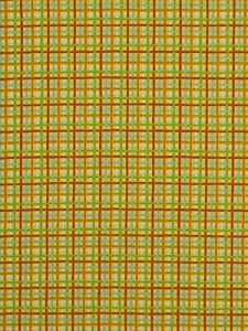 Robert Allen Baja Plaid Lemon Fabric