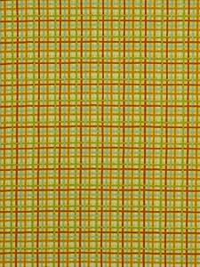 Robert Allen Baja Plaid Lemon Fabric