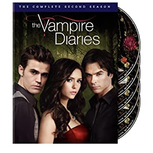 The Vampire Diaries: The Complete Second Season on DVD
