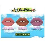 Lime Crime Velvetines Liquid Matte Lipstick in Faded