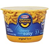 Kraft Easy Mac Original, 2.05-Ounce Microwave Cups (Pack of 36) ~ Kraft
