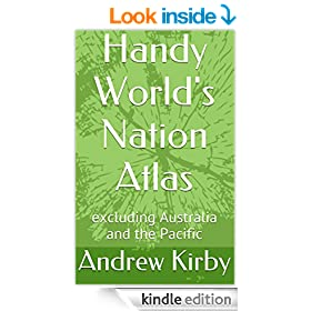Handy World's Nation Atlas: excluding Australia and the Pacific